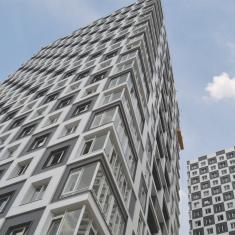 Russie Moscou V-House - Système de ventilation hybride - Référence