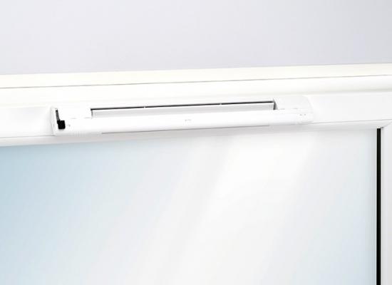 Оконный приточный клапан EMM