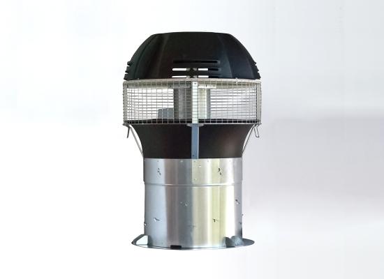 Вентилятор VBP+ для гибридной вентиляции