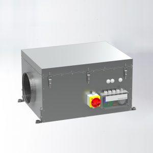 Вентилятор для чердачного помещения